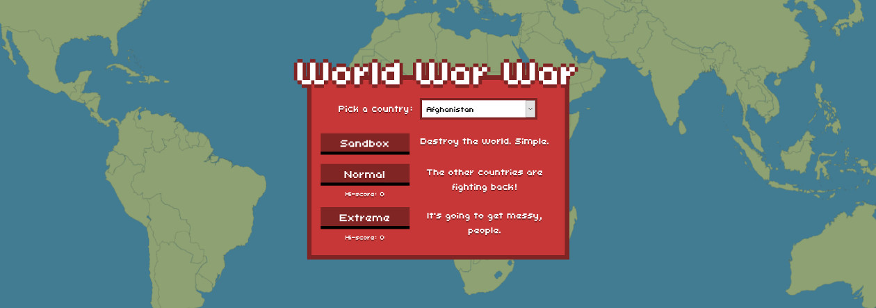 World War War screenshot