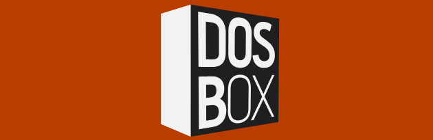 The DOSBox logo